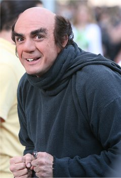 Smurf Movie Gargamel