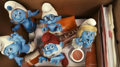Smurf Movie