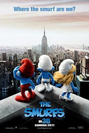 The Smurf Movie
