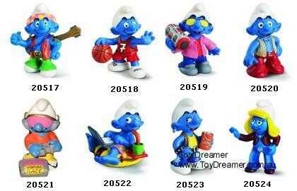 2003 smurfs
