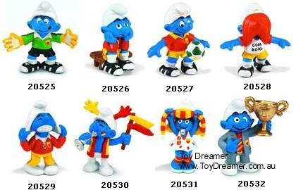 2004 smurfs