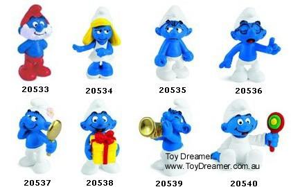 2005 smurfs