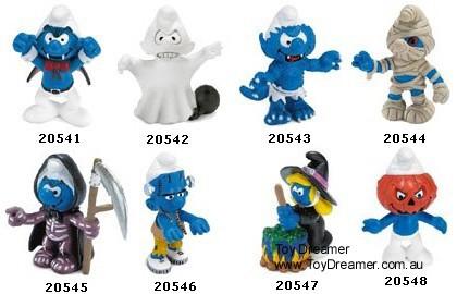 2006 smurfs