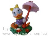 Ducktales: Baby Daisy Duck with Umbrella