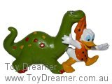 Ducktales: Donald Duck with Dinosaur