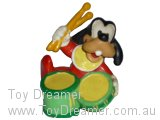Disney: Baby Goofy with Drums