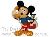 Disney: Mickey Mouse Talking on Phone