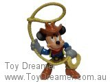 Disney: Mickey with Lasso