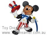 Disney: Mickey Mouse in USA Suit