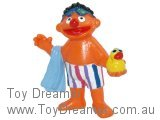 Sesame Street Bullyland: Ernie with Rubber Ducky