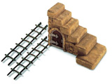 Knights: Stairs and Ladders (Used Item. Boxed)