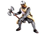 Crusader Knights: Foot-Soldier with Battle Axe