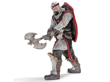 Knights: Dragon Knight with Axe