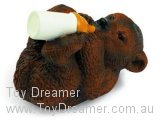Schleich Baby: Bear Cub with Bottle (New with Tag!)