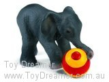 Schleich Baby: Elephant Calf with Ball