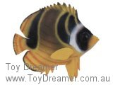 Schleich Fish: Raccoon Butterfly Fish