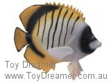 Schleich Fish: Lined Butterfly Fish (with Tag!)