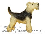 Fox Terrier (with Tag!)