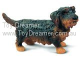 Wirehaired Dachshund (New with Tag!)
