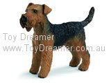 Airedale Terrier (New with Tag!)