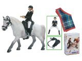 Girls Horse Show Set