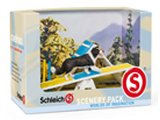 Schleich Scenery Pack: Dog Agility Set