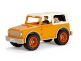 Schleich Vehicle: 4 x 4 with Driver (Joins with 40185)
