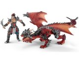 Dragon Knight Warrior with Dragon