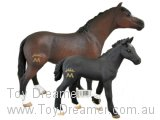 Horse Special Edition: 82143 Marbach Mare 82144 Foal