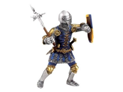 Amazon.com: Schleich Tournament Knight, Taurus: Toys & Games