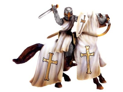 Schleich - Fleur De Lis Knight Lance Horse: Amazon.co.uk: Toys & Games