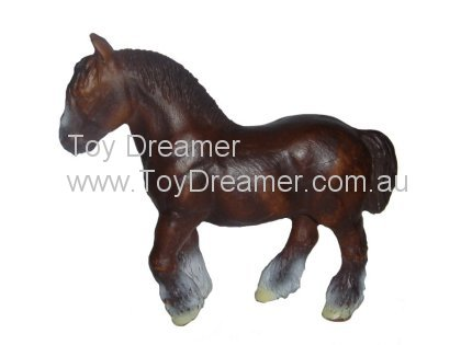 Schleich horse shire gelding couple of tiny rubs