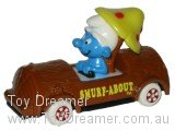 ERTL Smurf Car - Smuf About