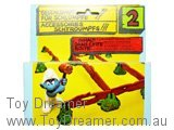 Smurfs Garden Fence Playset (Boxed)