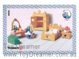 Smurfette's Bedroom (Boxed)