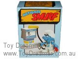 National Petrol Smurf (Boxed)