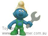 Mechanic Smurf - Light Green