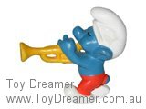 Trumpeter Smurf - Red Pants