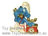Telephone Smurf - Thick Handle