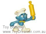 Head Cook Smurf