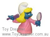 Smurfette with Comb & Mirror