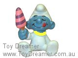 Baby Smurf with Icecream (Yellow Collar)