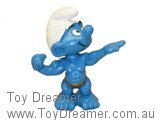 Bodybuilder Smurf