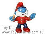 Band Smurfs: Papa Conductor Smurf