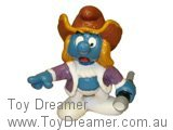 History Smurf: Christopher Columbus