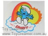 Smurf Sticker - Have a Smurfy Day!