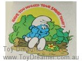 Smurf Sticker - Have You Hugged Your Smurf Today?