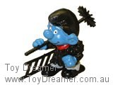 Chimney Sweep Super Smurf (Boxed)