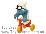 Tricycle Super Smurf (Boxed)