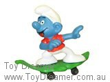 Leaf Rider Super Smurf (Boxed)